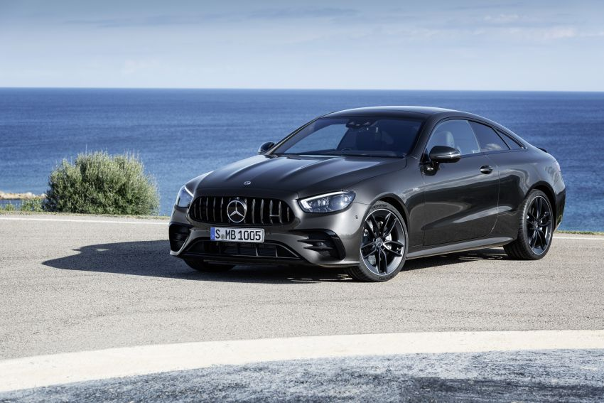C238 Mercedes-Benz E-Class Coupé, A238 Cabriolet facelift unveiled with new technologies, engines Image #1122338