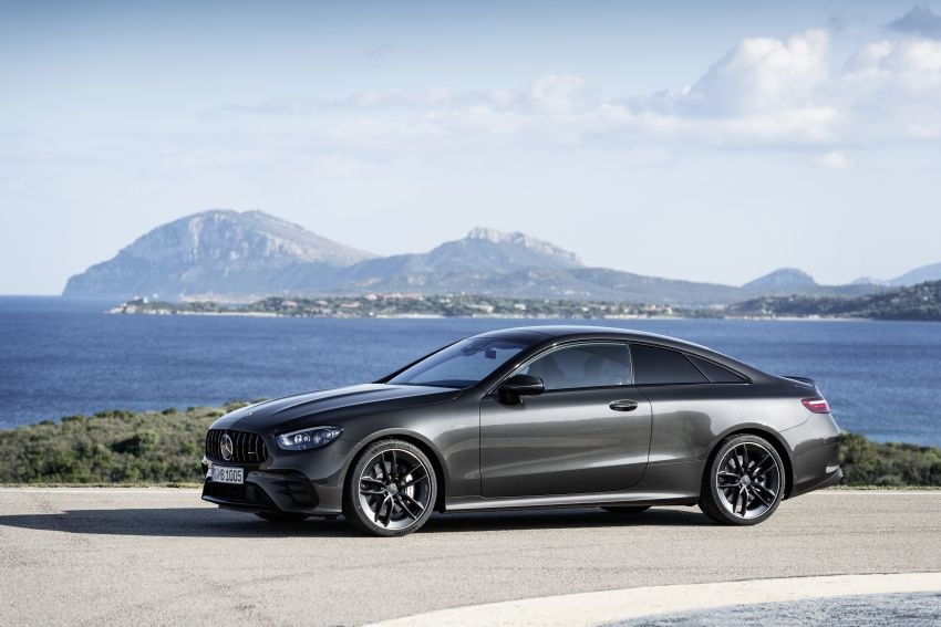 C238 Mercedes-Benz E-Class Coupé, A238 Cabriolet facelift unveiled with new technologies, engines Image #1122340