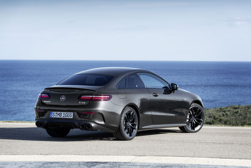 C238 Mercedes-Benz E-Class Coupé, A238 Cabriolet facelift unveiled with new technologies, engines Image #1122342