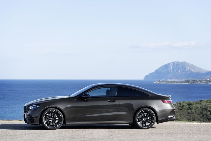 C238 Mercedes-Benz E-Class Coupé, A238 Cabriolet facelift unveiled with new technologies, engines Image #1122345