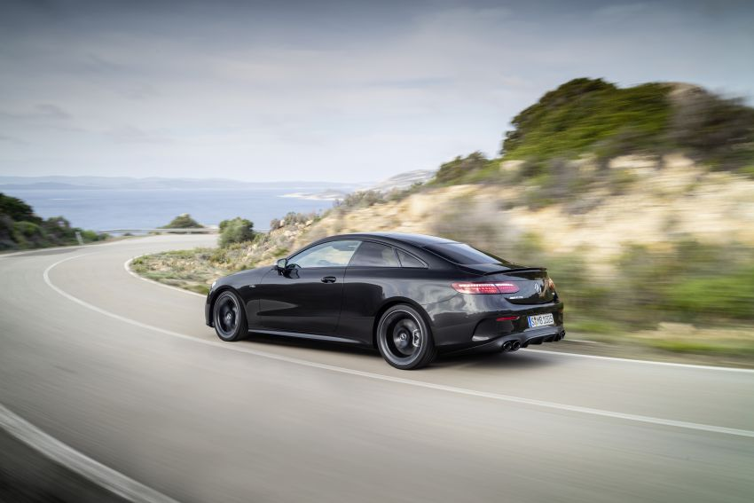 C238 Mercedes-Benz E-Class Coupé, A238 Cabriolet facelift unveiled with new technologies, engines Image #1122312