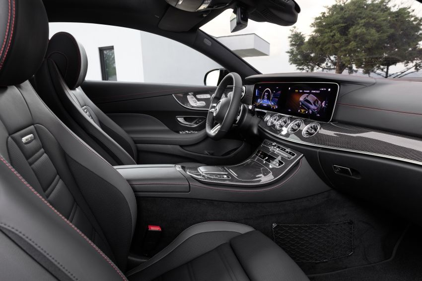 C238 Mercedes-Benz E-Class Coupé, A238 Cabriolet facelift unveiled with new technologies, engines Image #1122357