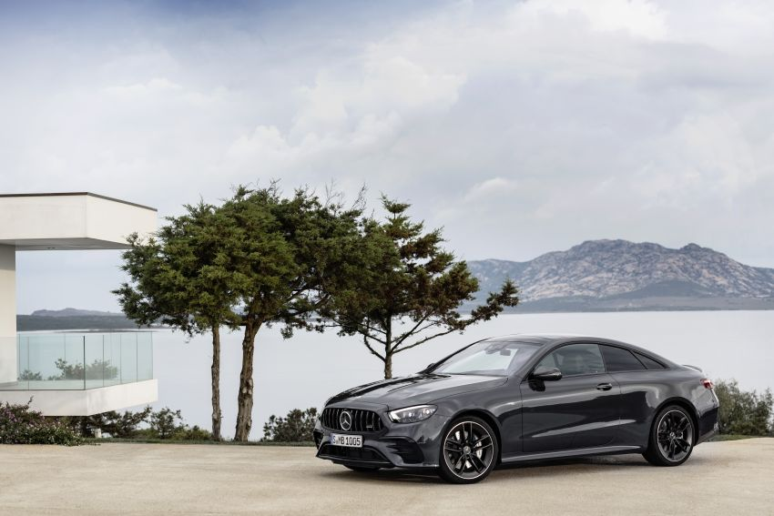 C238 Mercedes-Benz E-Class Coupé, A238 Cabriolet facelift unveiled with new technologies, engines Image #1122367