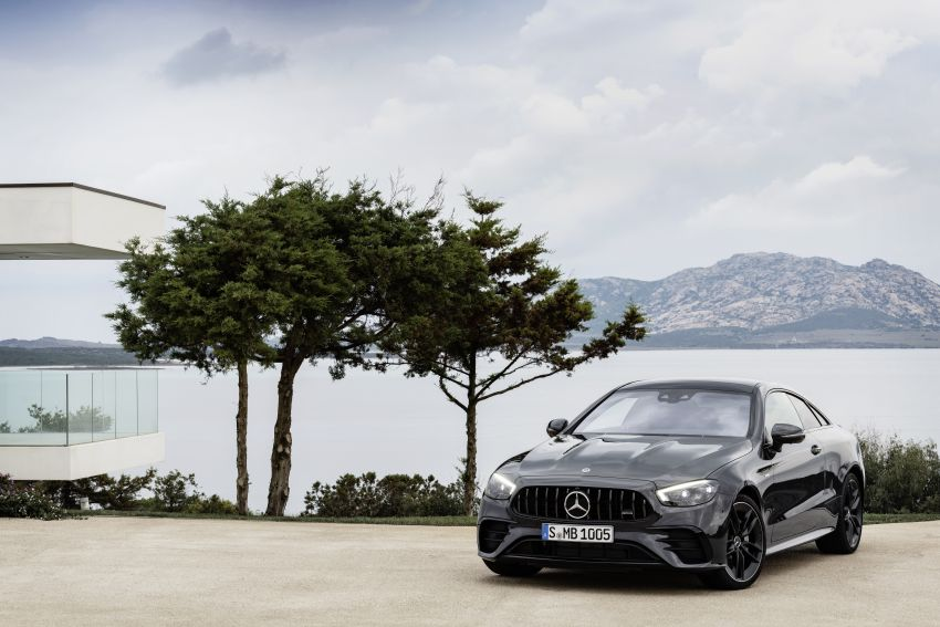 C238 Mercedes-Benz E-Class Coupé, A238 Cabriolet facelift unveiled with new technologies, engines Image #1122369