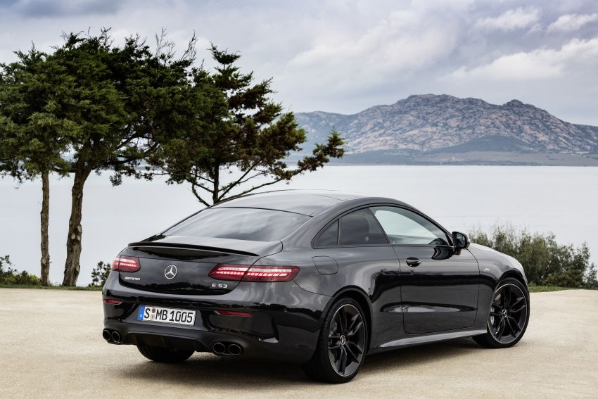 C238 Mercedes-Benz E-Class Coupé, A238 Cabriolet facelift unveiled with new technologies, engines Image #1122370