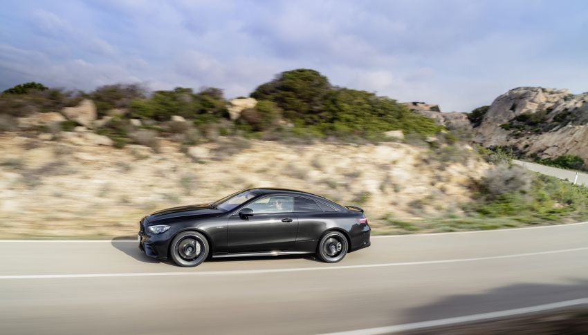 C238 Mercedes-Benz E-Class Coupé, A238 Cabriolet facelift unveiled with new technologies, engines Image #1122313
