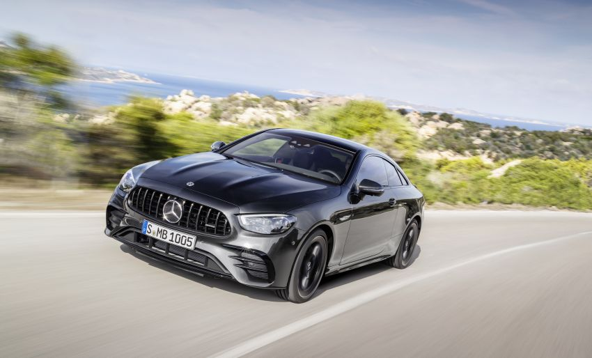 C238 Mercedes-Benz E-Class Coupé, A238 Cabriolet facelift unveiled with new technologies, engines Image #1122314