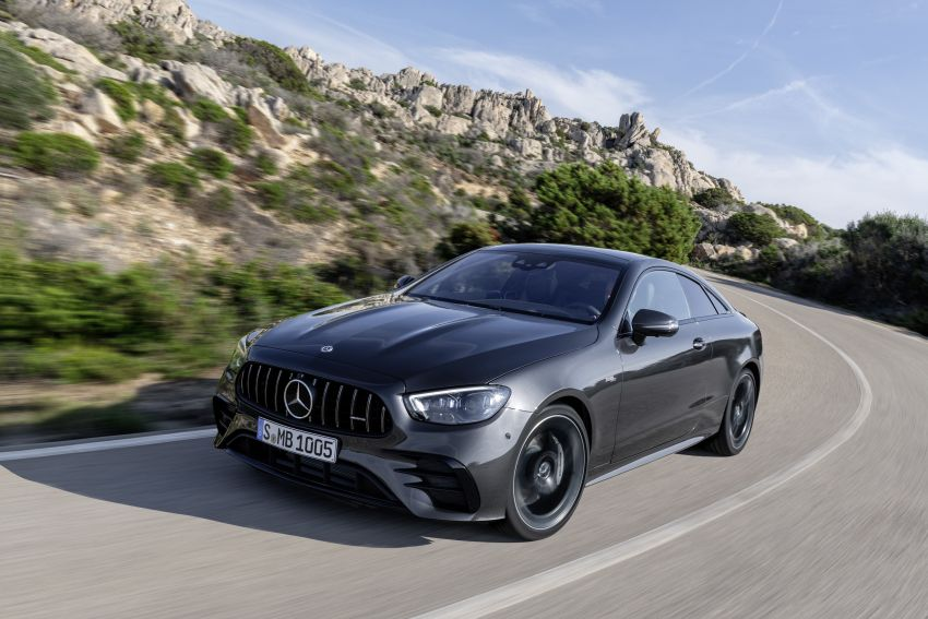 C238 Mercedes-Benz E-Class Coupé, A238 Cabriolet facelift unveiled with new technologies, engines Image #1122315