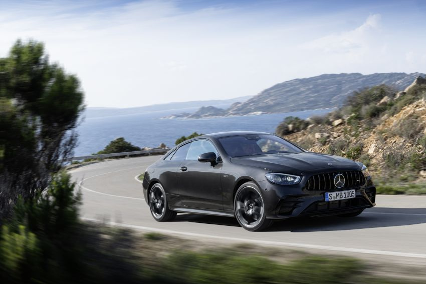 C238 Mercedes-Benz E-Class Coupé, A238 Cabriolet facelift unveiled with new technologies, engines Image #1122318