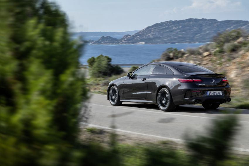 C238 Mercedes-Benz E-Class Coupé, A238 Cabriolet facelift unveiled with new technologies, engines Image #1122320