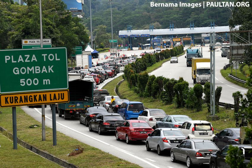 CMCO: Interstate travellers will now be fined, not just forced to U-turn; Raya travels will not be authorised Image #1121239