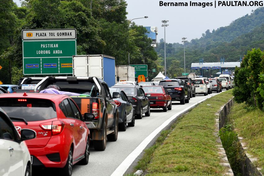 CMCO: Interstate travellers will now be fined, not just forced to U-turn; Raya travels will not be authorised Image #1121241