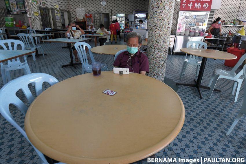 Nine states not transitioning to CMCO yet – Selangor, Perak and Negeri Sembilan to enforce no-dine in rule Image #1114701