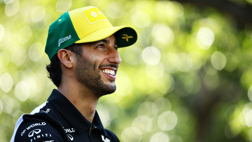 Daniel Ricciardo to drive for McLaren from next year Image #1118863