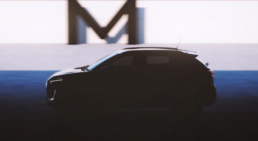 Nissan teases several new models – 400Z, Navara facelift, X-Trail, Ariya, Qashqai, Note, Frontier, Terra! Image #1123393