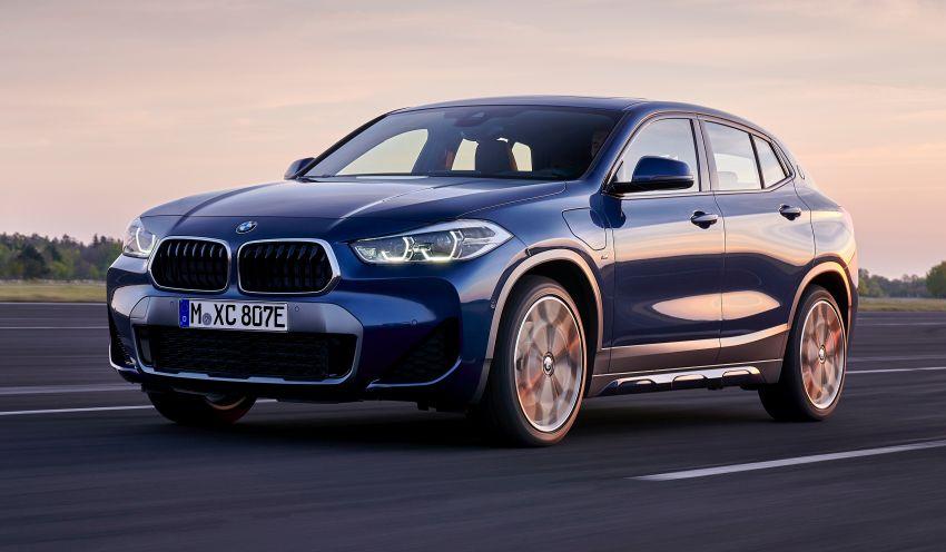 F39 BMW X2 xDrive25e plug-in hybrid – 57 km e-range Image #1122245