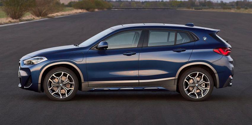 F39 BMW X2 xDrive25e plug-in hybrid – 57 km e-range Image #1122264