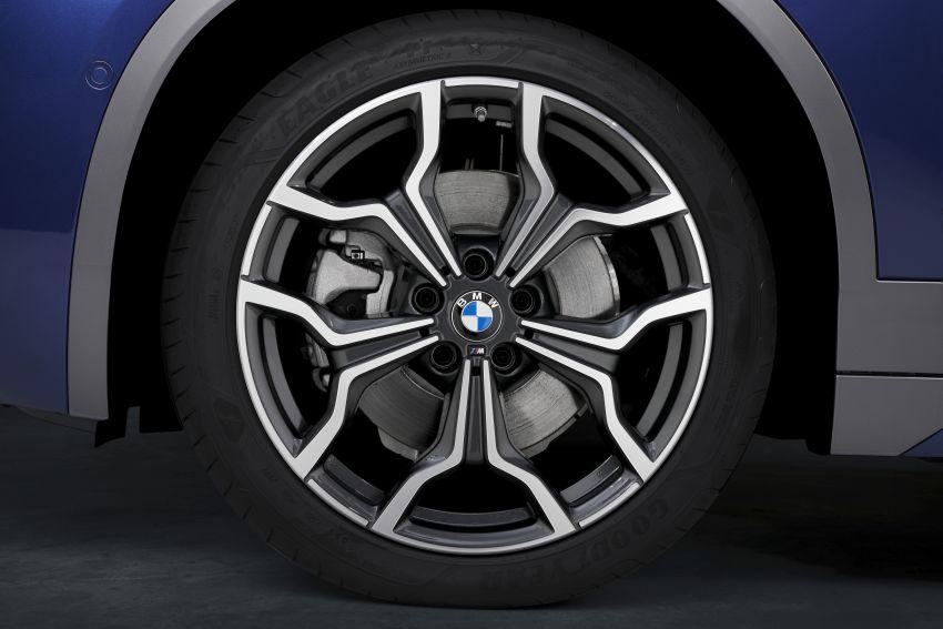 F39 BMW X2 xDrive25e plug-in hybrid – 57 km e-range Image #1122267