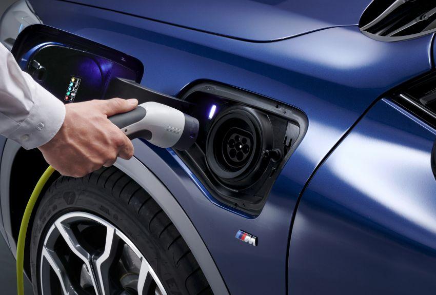 F39 BMW X2 xDrive25e plug-in hybrid – 57 km e-range Image #1122269