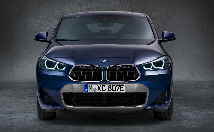 F39 BMW X2 xDrive25e plug-in hybrid – 57 km e-range Image #1122279