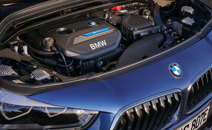 F39 BMW X2 xDrive25e plug-in hybrid – 57 km e-range Image #1122283