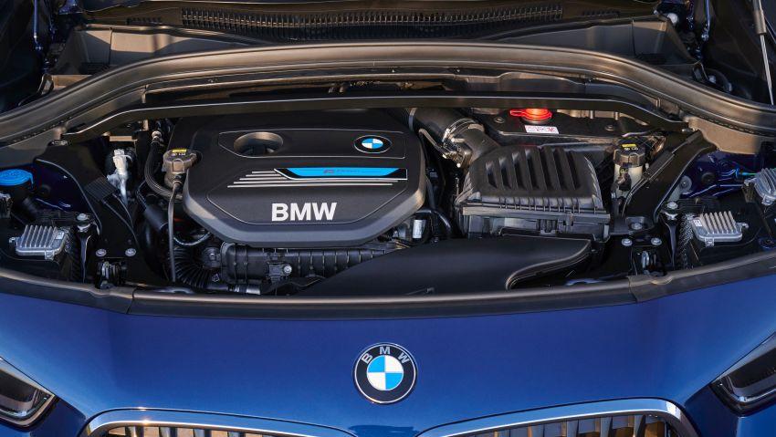 F39 BMW X2 xDrive25e plug-in hybrid – 57 km e-range Image #1122285
