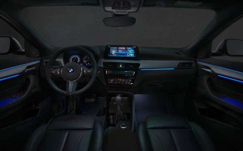 F39 BMW X2 xDrive25e plug-in hybrid – 57 km e-range Image #1122226