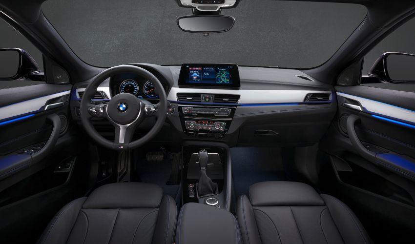 F39 BMW X2 xDrive25e plug-in hybrid – 57 km e-range Image #1122227