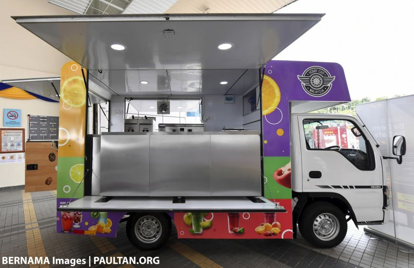 Selangor eases restrictions on CMCO – dine-in at eateries, food trucks and park activities now allowed Image #1116891