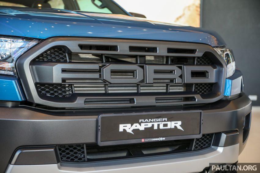 GALLERY: 2020 Ford Ranger Raptor – AEB, RM208,888 Image #1118347