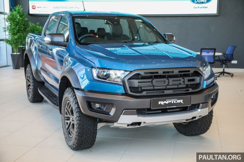 GALLERY: 2020 Ford Ranger Raptor – AEB, RM208,888 Image #1118352