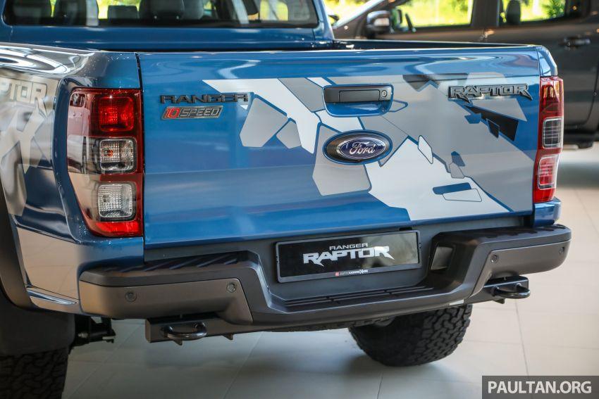 GALLERY: 2020 Ford Ranger Raptor – AEB, RM208,888 Image #1118360