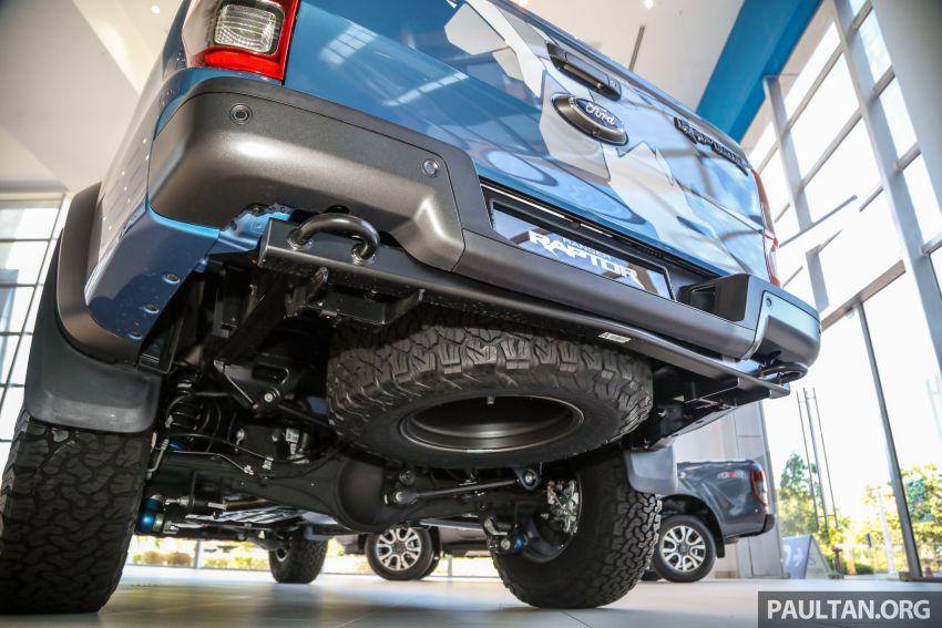 GALLERY: 2020 Ford Ranger Raptor – AEB, RM208,888 Image #1118384