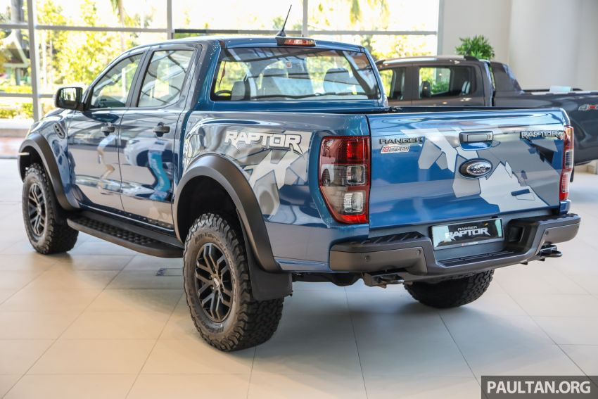 GALLERY: 2020 Ford Ranger Raptor – AEB, RM208,888 Image #1118332