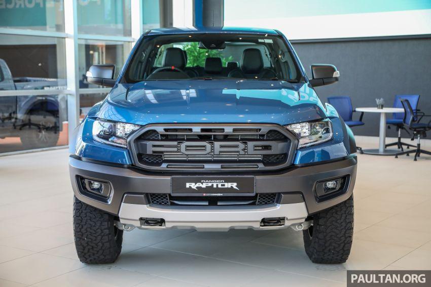 GALLERY: 2020 Ford Ranger Raptor – AEB, RM208,888 Image #1118334