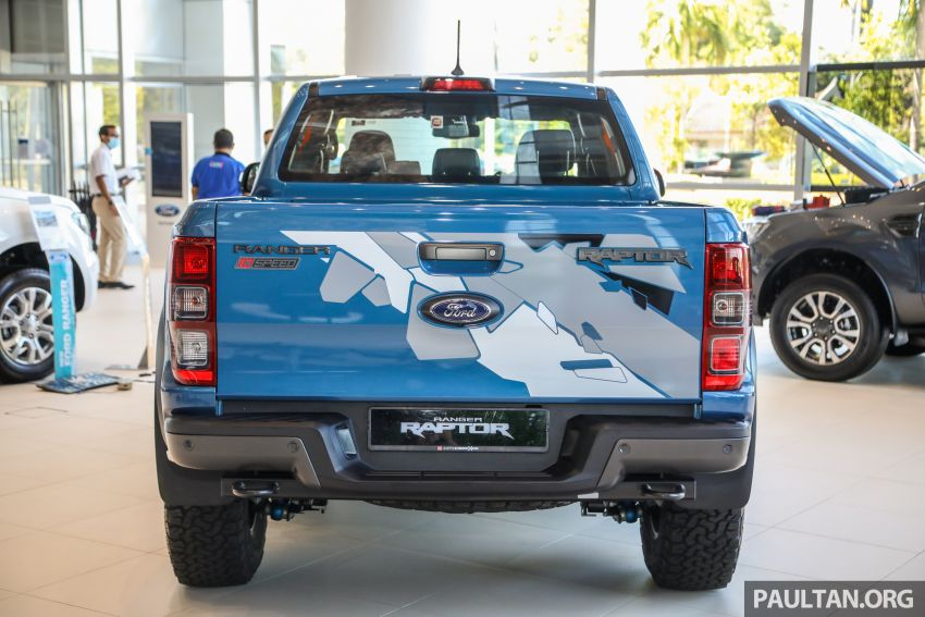 GALLERY: 2020 Ford Ranger Raptor – AEB, RM208,888 Image #1118321
