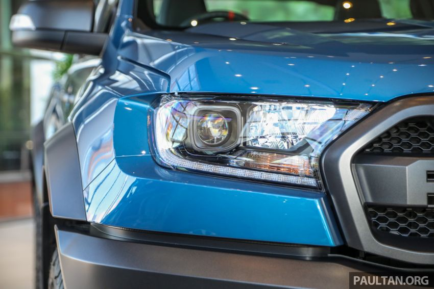 GALLERY: 2020 Ford Ranger Raptor – AEB, RM208,888 Image #1118380