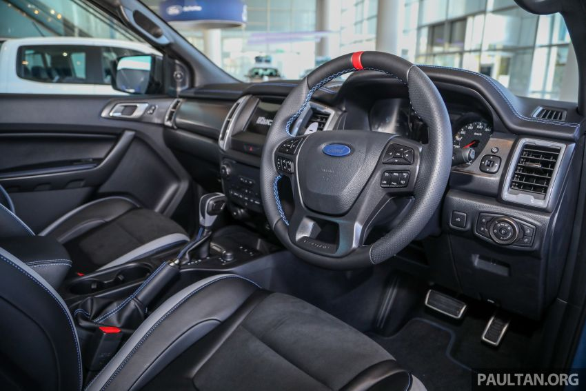 GALLERY: 2020 Ford Ranger Raptor – AEB, RM208,888 Image #1118386