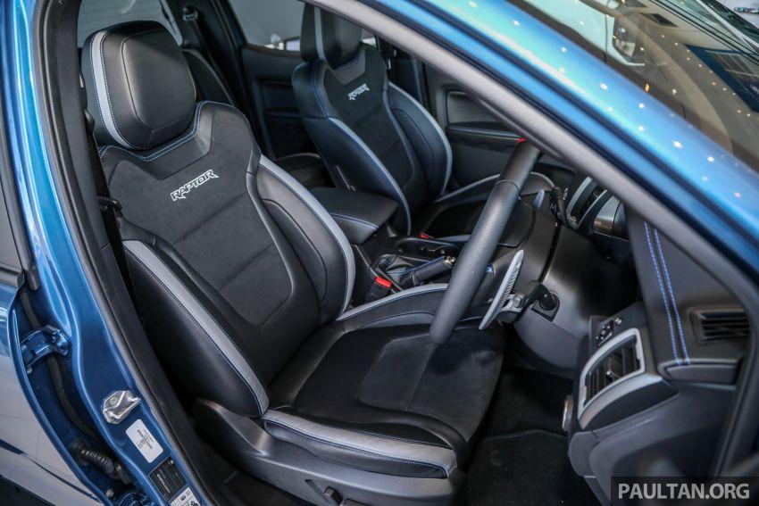 GALLERY: 2020 Ford Ranger Raptor – AEB, RM208,888 Image #1118389