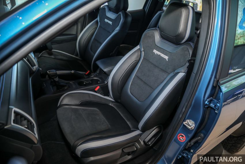GALLERY: 2020 Ford Ranger Raptor – AEB, RM208,888 Image #1118383