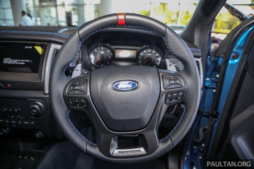 GALLERY: 2020 Ford Ranger Raptor – AEB, RM208,888 Image #1118379