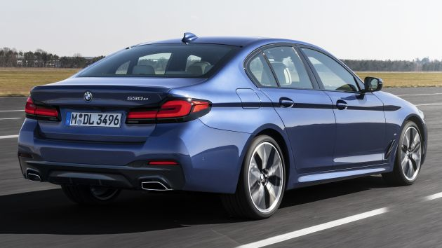 , BMW Cars: BMW 5 series A Class of Its Own with super features