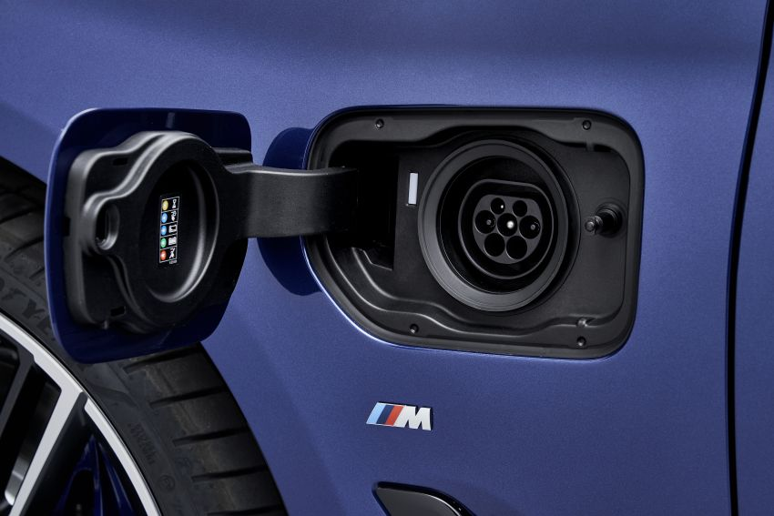 2021 BMW 5 Series facelift revealed – G30 LCI gets new looks, powertrains, 545e xDrive plug-in hybrid Image #1121873