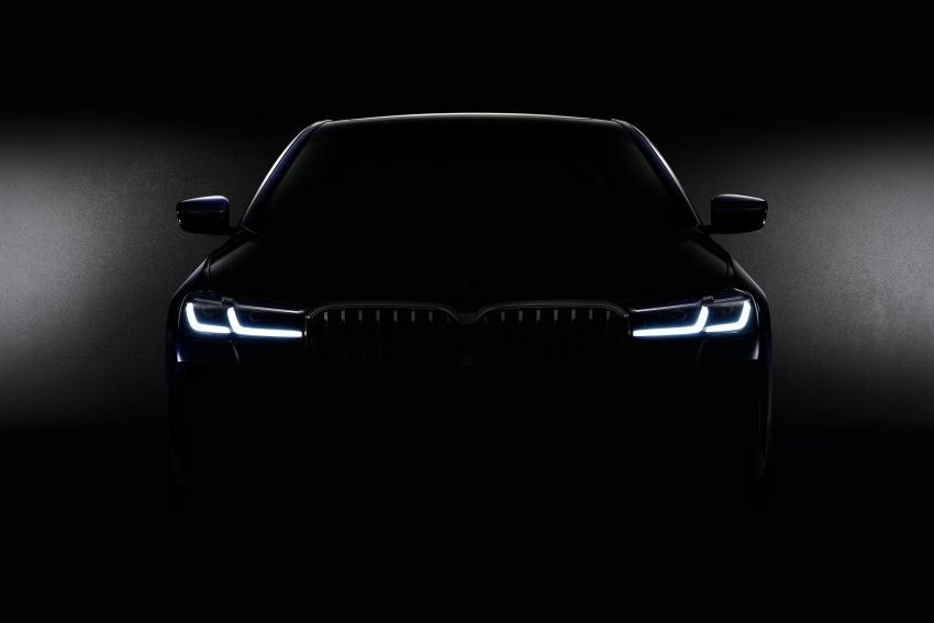 2021 BMW 5 Series facelift revealed – G30 LCI gets new looks, powertrains, 545e xDrive plug-in hybrid Image #1121874