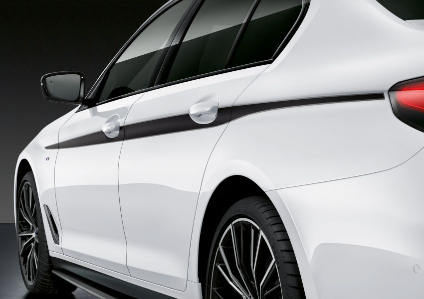 G30 BMW 5 Series LCI – M Performance parts revealed Image #1123289