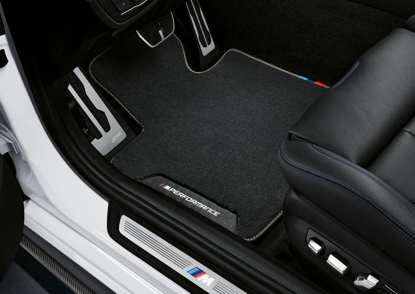 G30 BMW 5 Series LCI – M Performance parts revealed Image #1123293