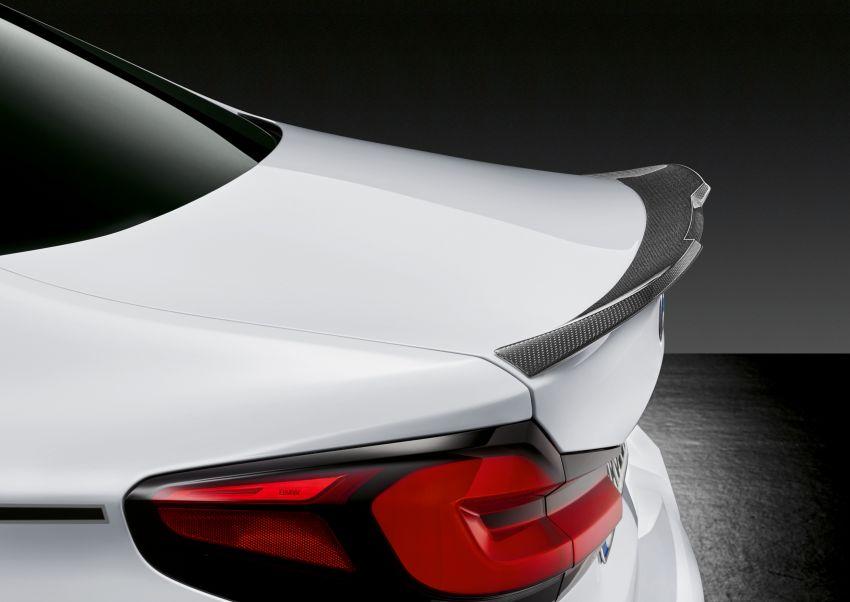 G30 BMW 5 Series LCI – M Performance parts revealed Image #1123284