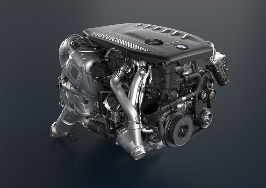 G32 BMW 6 Series Gran Turismo LCI debuts – updated styling, mild hybrid engines, revised list of equipment Image #1121943