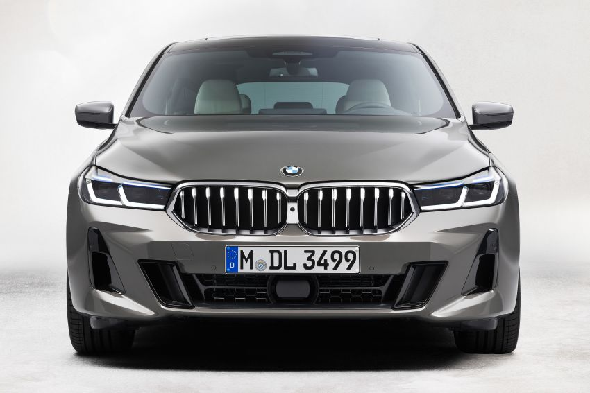 G32 BMW 6 Series Gran Turismo LCI debuts – updated styling, mild hybrid engines, revised list of equipment Image #1121918
