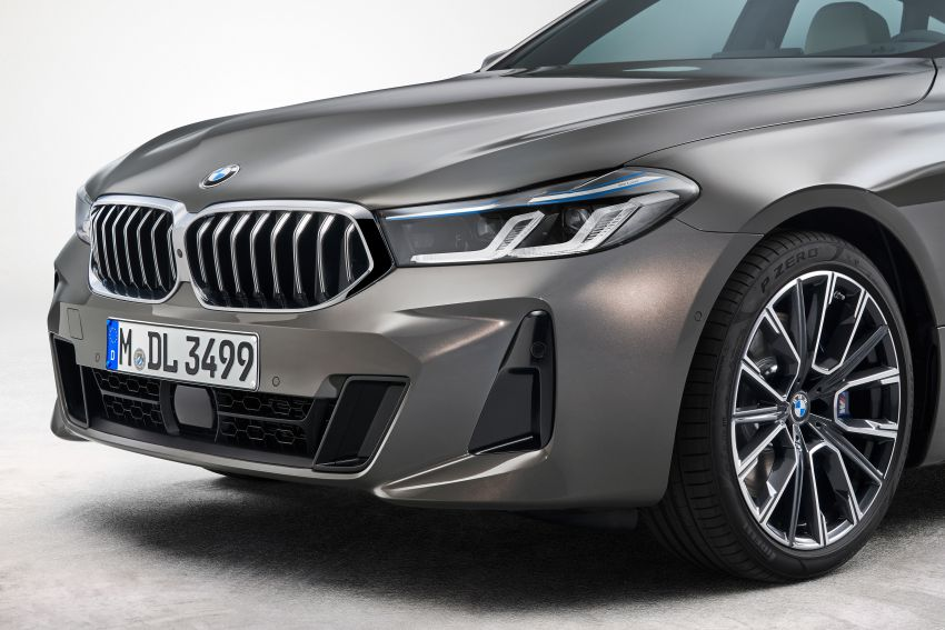 G32 BMW 6 Series Gran Turismo LCI debuts – updated styling, mild hybrid engines, revised list of equipment Image #1121920